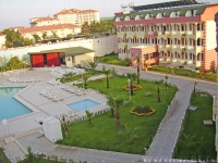 Отель Kiris Diamond Garden 3*